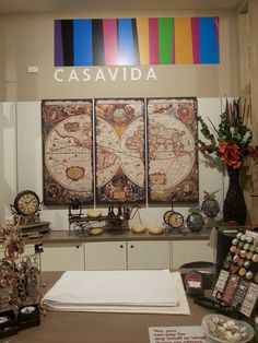 Come on down to our Calamvale store and check out our exquisite new 3 Panel World Map. A gorgeous piece to make a big impact in any home. Incorporate browns, taupes & oranges into the room to create a warm, cozy atmosphere this Winter.   $399.99