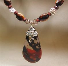 Montana Agate Necklace - Media - Jewelry Making Daily