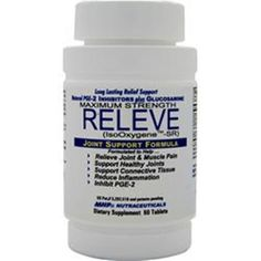 100% guaranteed! Buy 1, 2, 3 or 4 buy 4 save more $! MHP Releve 60 tabs free shipping buy 1- 2 -3 or 4 & save more $ #MHP