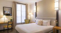 € 167,53 Situé à seulement 5 minutes à pied de la tour Eiffel, l'hôtel de caractère Le Marquis Eiffel propose des chambres élégantes, à 10 minutes de marche des...