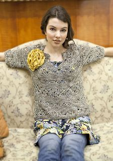 Buzios Top Knitting Pattern