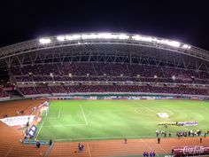 Estadio Nacional, Costa Rica vrs. Jamaica, eliminatoria a Brasil 2014. Ganamos!