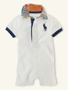 I bought this for Jack's 3 month pictures last year.  It was cute, but by the third wash, the color had gone onto the white