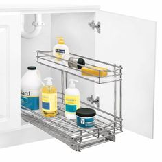 Lynk Professional Roll-Out Cabinet Double Drawer, available at ...
