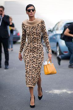 Moda en la calle str