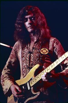 Ted Turner of Wishbone Ash, Ted was a very underrated and gifted player, he had…