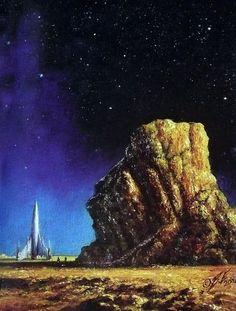 Bob Eggleton - Project Moonbase
