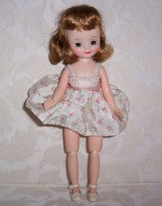 Betsy McCall doll..I have this special doll from my childhood.. still in perfect condition.