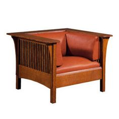 The hierloom quality of Stickley speaks for itself. Someday if I have the funds I'd like to put Stickley in my Living Room.