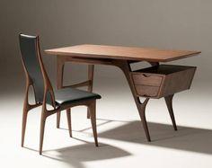 Takumi Kohgei series Creer Desk W120cm x D65cm x H70cm Material:...