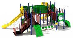 Noahs Park and Playgrounds - Dibble Play Structure, $19,000.00 (http://noahsplay.com/ada-equipment/ada-structures/dibble-play-structure/)