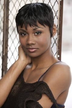 Emayatzy Corinealdi. Loved her in Middle of Nowhere.