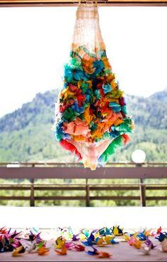 The Most Amazing (Colorful} Wedding Dresses! | Austin Weddings | Austin Wedding Blog