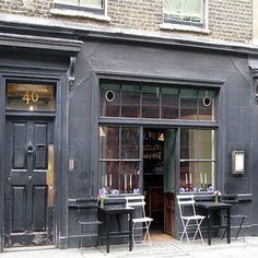Andrew Edmonds, Soho restaurant