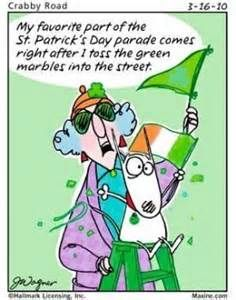 St Pattys Day funny lol maxine humor st patricks day st pattys day st ...
