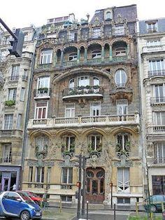 21st Century Spirit: Art Nouveau Buildings.