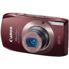 Canon PowerShot ELPH 500 HS 12.1 MP CMOS Digital Camera with Full HD Video and Ultra Wide Angle Lens (Brown) Price:$204.00