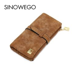Cheap money bag small, Buy Quality money bag directly from China wallet female Suppliers: Fashion Luxury Brand Women Wallets Matte Leather Wallet Female Coin Purse Wallet Women Card Holder Wristlet Money Bag Small Bag
