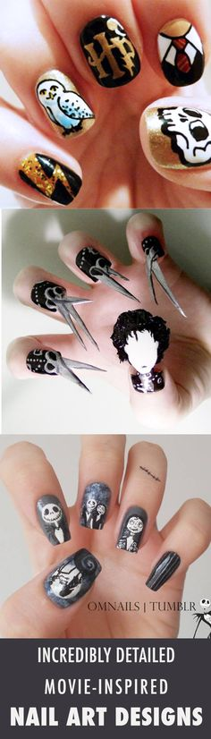 The nail art trend is here to stay, and with designs like these, who can blame the enthusiasts? You'll be amazed at how detailed these fingernail masterpieces are!