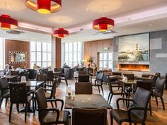 Dine in style in the sophisticated Oak Restaurant at the Sleive Donard Hotel,and enjoy an array of fabulous dishes prepared using only the finest local produce! Oak Restaurant, Places To Eat, Perfect Place, Lighthouse, Spa, Lounge, Dining, Table, Furniture