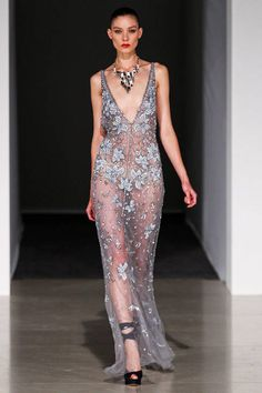 Temperley London Spring 2012 Runway - Temperley London Ready-To-Wear Collection - ELLE