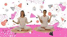 "YOGIC / Yoga para niños - Tutorial Meditación ""Humee Hum Brahm Hum"" - Ju..."
