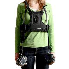 Cotton Carrier Camera System for 2 Cameras