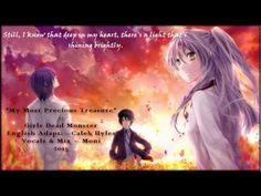 HD ENGLISH Angel Beats