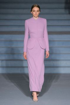 Pin for Later: The 12 Autumn/Winter Fashion Trends You Need to Know About Now  Emilia Wickstead Autumn/Winter 2015