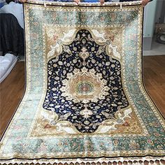 Camel Carpet Hand Knotted Silk Turkish Rug 170x245cm Came... https://www.amazon.com/dp/B01HXJ0NPW/ref=cm_sw_r_pi_dp_4SYExbHJZDGJV