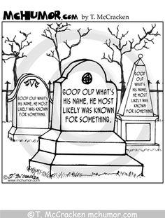 Cemetery Genealogy Humor