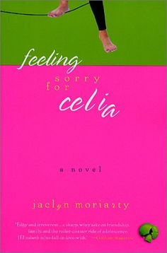 Feeling Sorry for Celia by Jaclyn Moriarity. This book follows the pen pal-ship between Christina and Elizabeth, two hilarious high school girls. Elizabeth's best friend, Celia, runs away and joins the circus and Elizabeth has to deal with this along with all of the other problems in her life. Hilarious and a quick, easy read.   www.booksidoneread.com