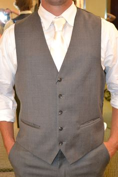 For the groom!!! this is the style i want for Sean, we just need PURPLE!