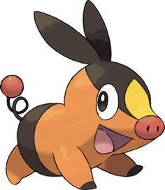 Tepig Pokédex: stats, moves, evolution & locations | Pokémon Database
