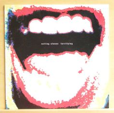 "ROLLING STONES - Terrifying - mint minus - Vinyl 12"" Maxi Single - Top Rare"