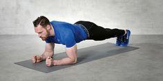 Überall und zu jeder Zeit: Mit drei Übungen können Sie sich das Fitness-Studio sparen