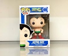 Funko Pop Asia Exclusive Astro Boy #46 toy fair exclusive RARE & hard to find
