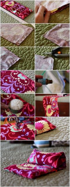 It turns out that Amy Butler's super-luxurious flannel + rice + lavender essential oils = heaven.  In case you were wondering. More info and instructions about this great tutorial you can find in the source url - above the photo. diyfuntips.com is a collection of the best and most creative do it yourself projects, tips […]