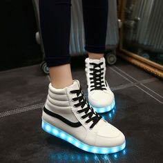 (Buy here: http://appdeal.ru/3gm6 ) 2016 popular  LED KIDS zapatos chaussure…
