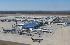 Top 10 Busiest Airports In The World. 7. Charlotte/Douglas International Airport