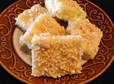 Blarney Stones - I would make them with Macadamia nuts
