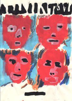 Hayato Kiyuna - Talking Heads http://wish-less.com/2013/10/20/hayato-kiyuna