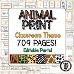 709 pages (lots of editables!) including.... Alphabet Character Squares, Alphabet Posters, Bunting/ Pennants, Behavior Chart, Dolch Flash Cards, Book Bin / Library Labels, job titles, Classroom Labels, Color Posters, Name Plates, 2d/3d shape posters and so much more!  Decorate & organize!