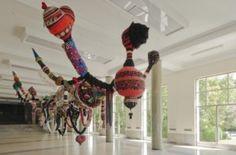 Valkyrie Trousseau, 2009. artist Joanna Vasconcelos