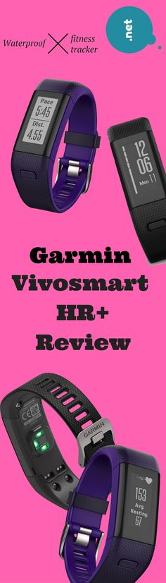 Is Vivosmart HR+ the best fitness tracker for running?