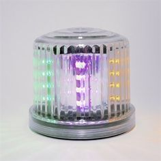 Fortune Products PL-450MUJ Ultra Bright Multi-Color LED Beacon