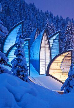 Tschuggen Grand Spa Hotel, Arosa, Switzerland