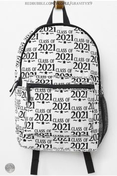 * 'Class of 2021 - Graduation Star' Backpack by #Gravityx9 at Redbubble * Matching School school notebooks, book tote bags and more are available! * back to school supplies highschool * back to school supplies * back to school shopping * High school shopping list * school supplies * school supplies high school * #backtoschool #schoolbags #schoolshopping #backpacks #blackandwhite #classof2021 #graduation #grad #just4grad #just4grads 0820 School School, School Bags, High School, School Supplies Highschool, Back To School Supplies, Back To School Backpacks, School Notebooks, Grad Cap, Back To School Shopping