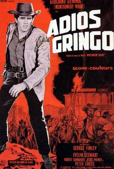 Giuliano Gemma ...on movie poster