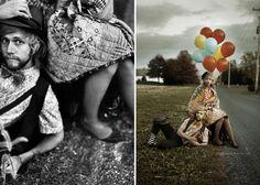 Circus Engagement Photos. LOVE.